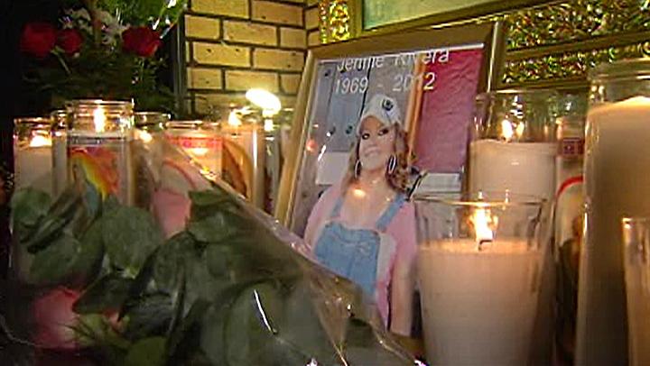 Fans Mourn Loss of Jenni Rivera – NBC Los Angeles Jenni Rivera Funeral Services