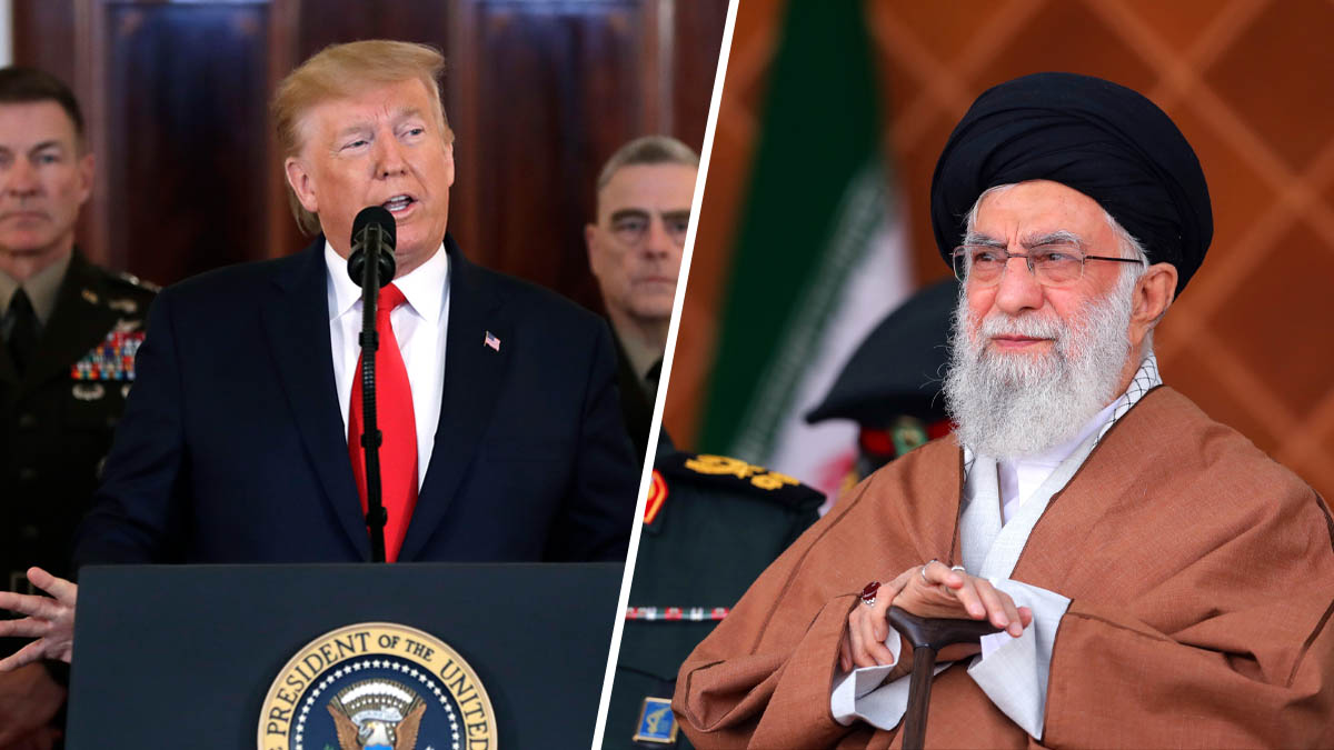 US, Iran Step Back From the Brink; Region Still on Edge 1