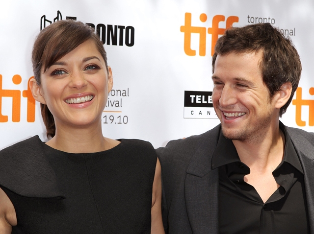 Conception For Inception Star Actress Marion Cotillard Is