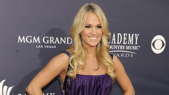 Carrie Underwood ACM Awards