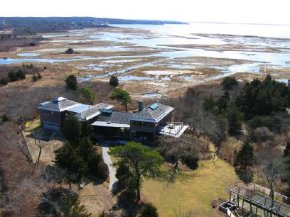 A Cape Cod Compound