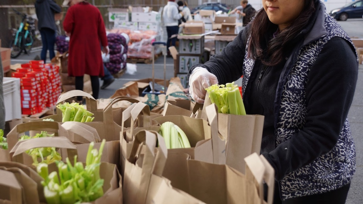 Find Food Banks Open During the Coronavirus Pandemic