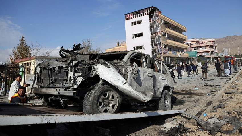 Watchdog Group Says US Not Releasing Data on Taliban Attacks 1