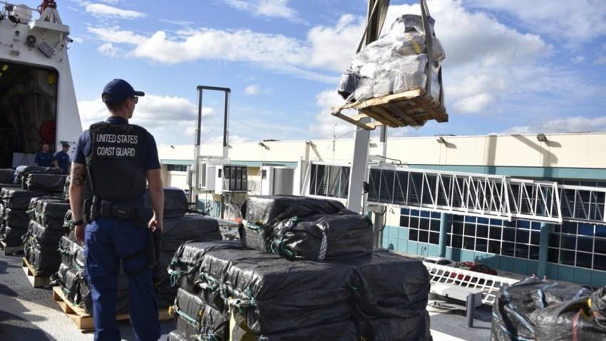 111618 coast guard cocaine port everglades