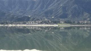 Lake Elsinore Mirror
