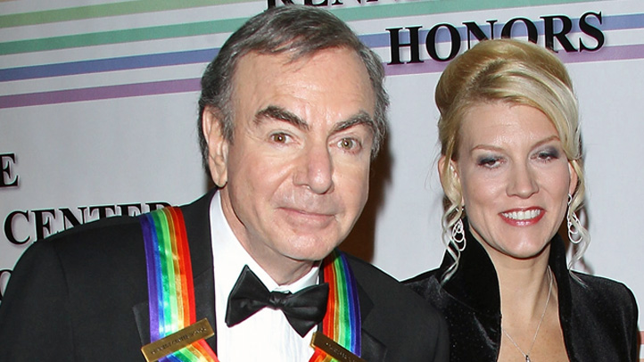 Neil Diamond married Katie McNeil manager