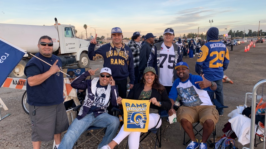 [UGCLA-CJ-sports]First in line at Rams rally Sunday
