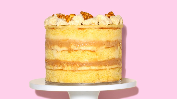 6in Popcorn Cake-11212