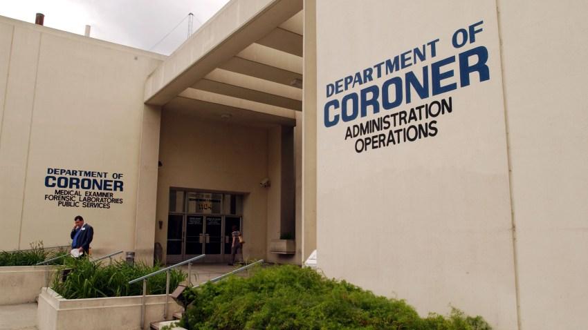 los angeles county coroner