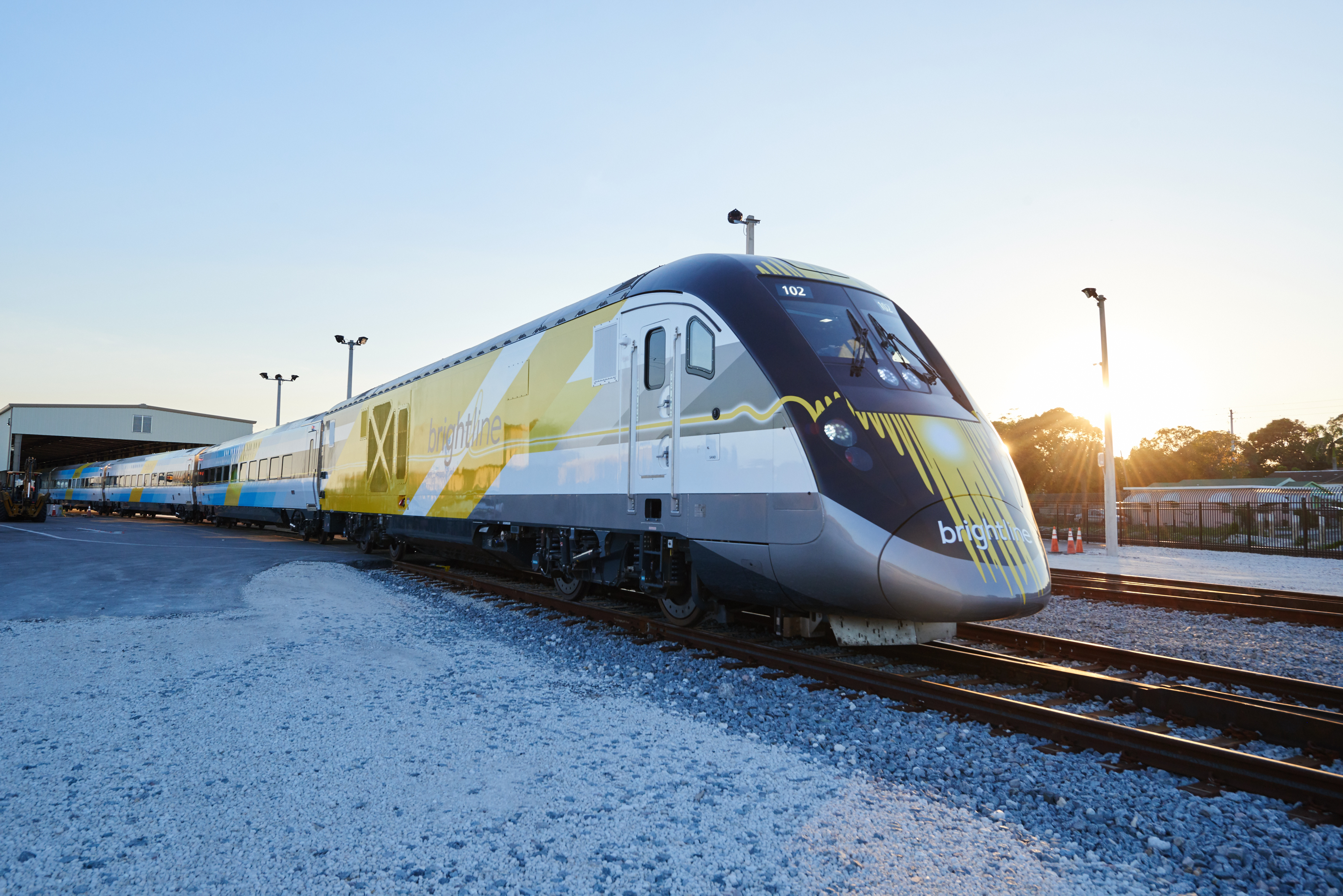What Proposed Infrastructure Funds Mean for Southern California-to-Las Vegas Rail Plans