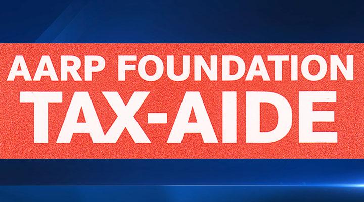 AARP Tax Aide Foundation Logo