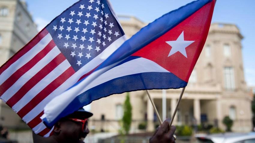 CUBA DC EMBASSY