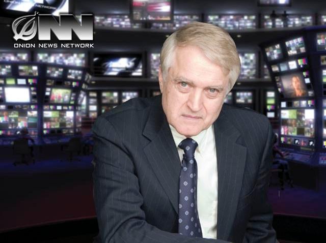 THE ONION NEWS NETWORK ANCHOR BRANDON ARMSTRONG