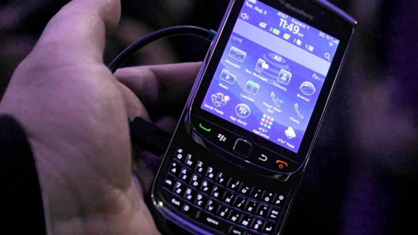 Blackberry Challenges