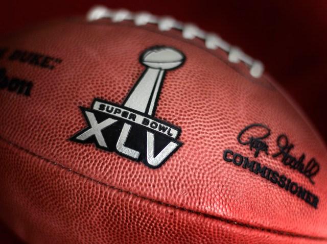 Super Bowl Football Still Lifes