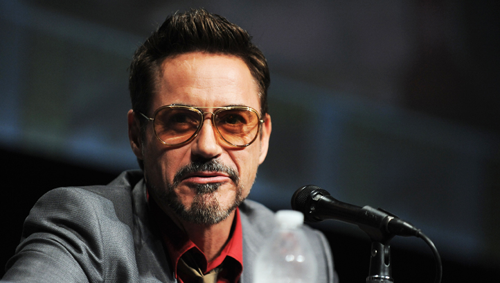 2012 Comic Con: Iron Man 3 Panel