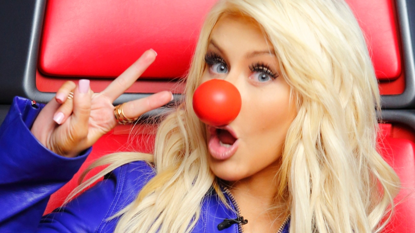 TV-NBC-Red Nose Day