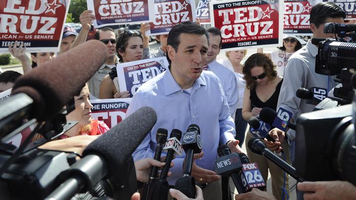 Texas Senate Race
