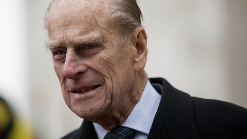 Britain Royal Prince Philip