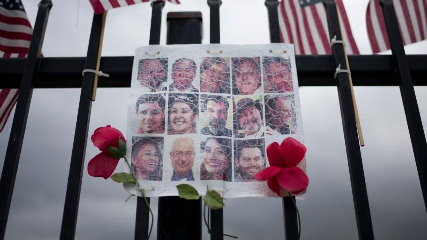 APTOPIX San Bernardino Attack