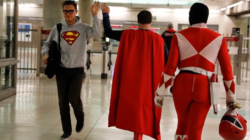 Street Superheroes-Photo Essay