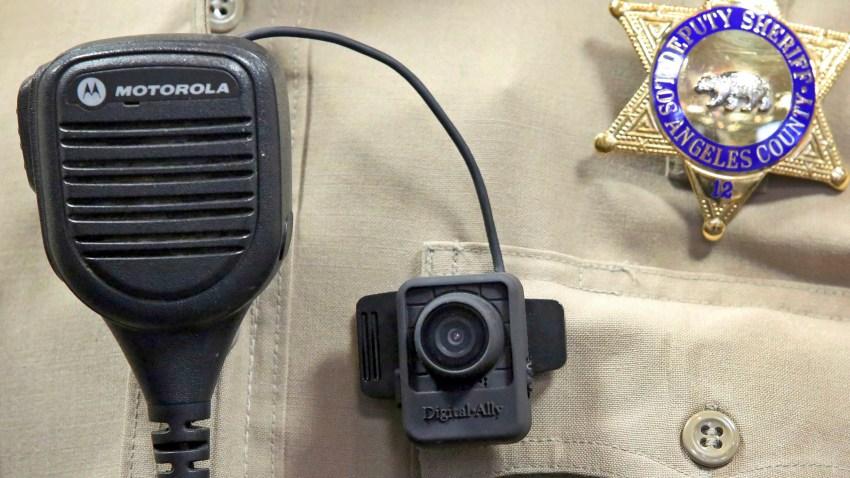Police Private Body Cameras