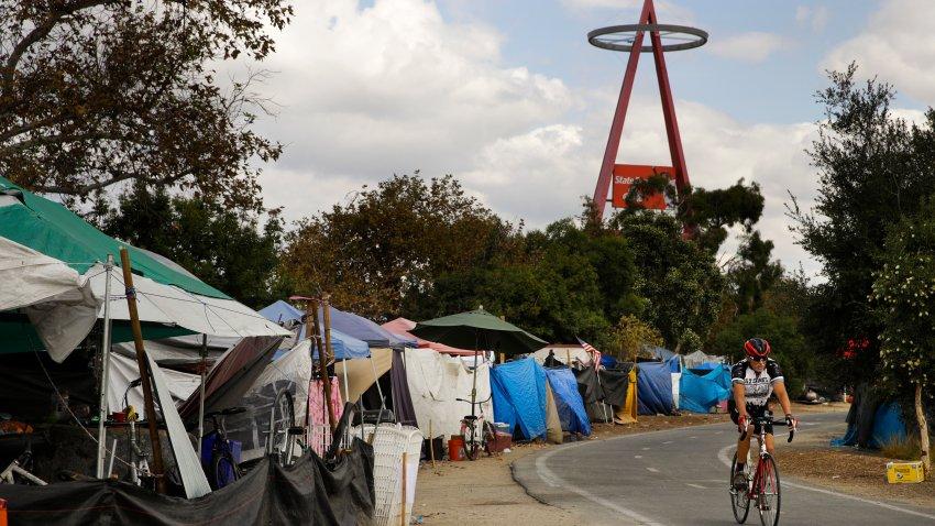 Homeless Emergency California