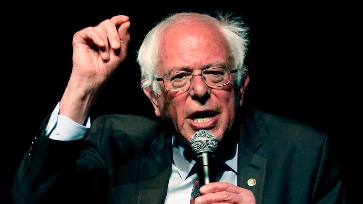 Bernie Sanders to Make Presidential Campaign Stop in Coachella Valley 1