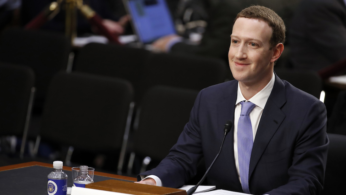Facebook to Restrict New Political Ads in Week Before Election 1