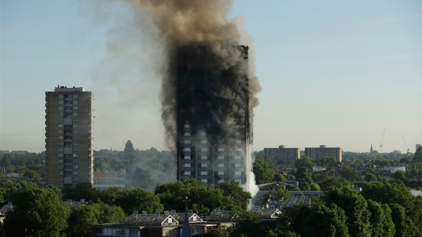 Britain Tower Fire