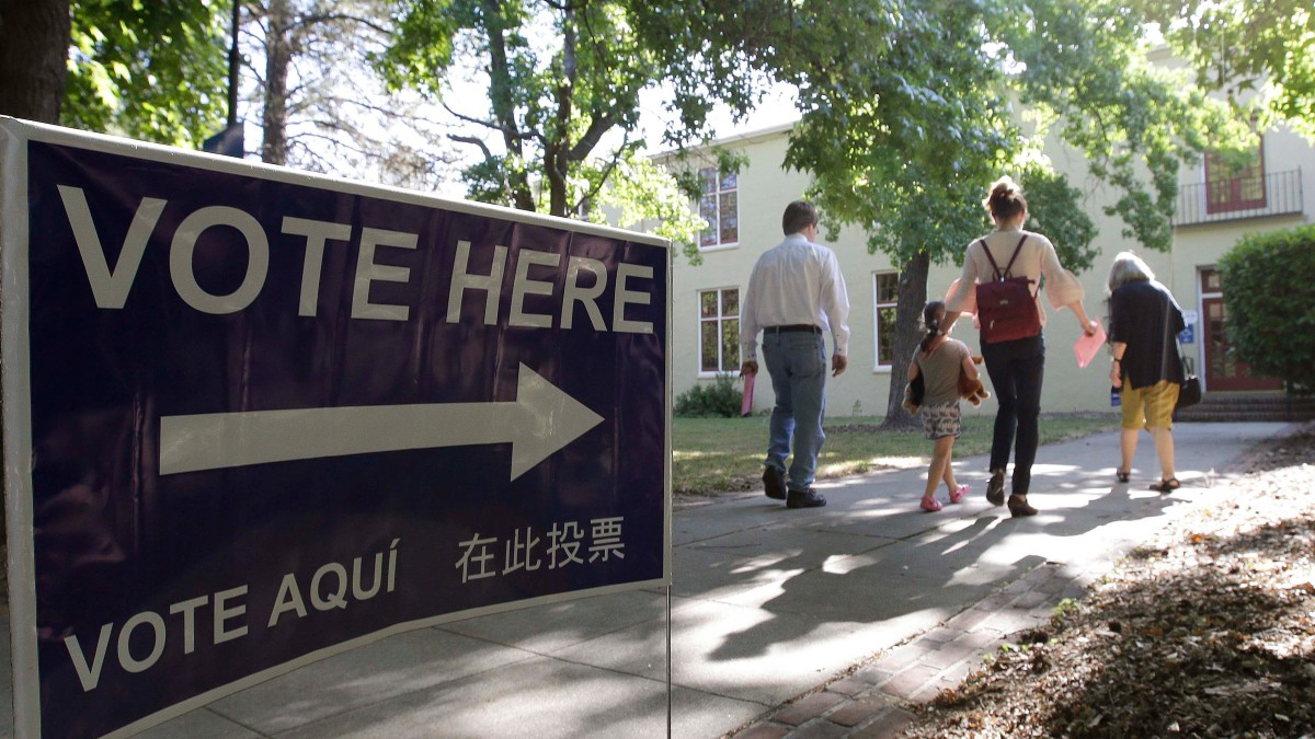 California Voting Changes Raise Concerns for 'Super Tuesday' 1