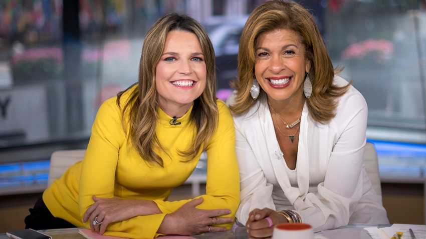 TV Today Show Co-Anchors