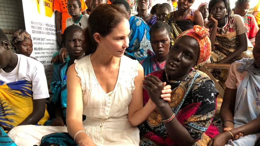 South Sudan Ashley Judd