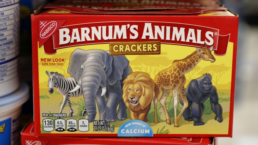 Animal Crackers Uncaged