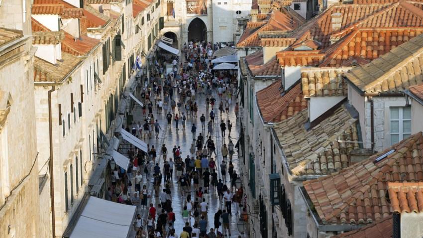 Croatia Dubrovnik Crush