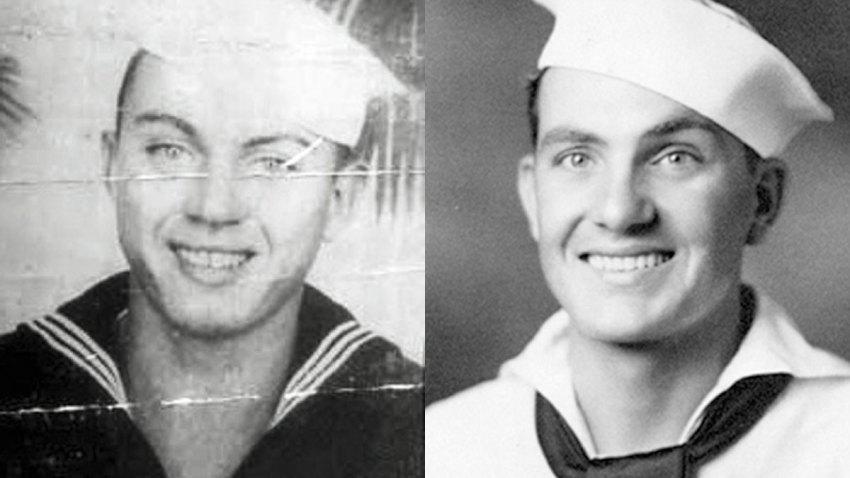 Pearl Harbor Reburials