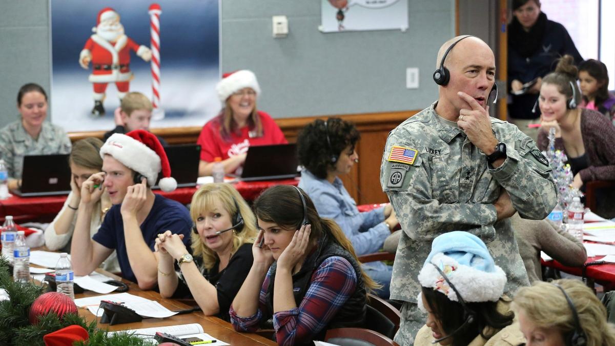 NORAD Santa Tracker Will Still Run Despite Government ...