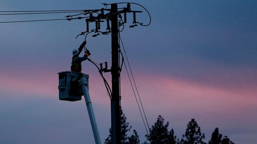 California Wildfires Utilities