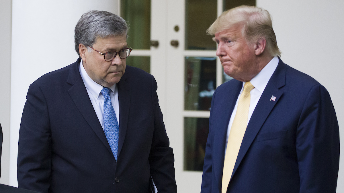 Judge Sharply Rebukes Barr's Handling of Mueller Report 1