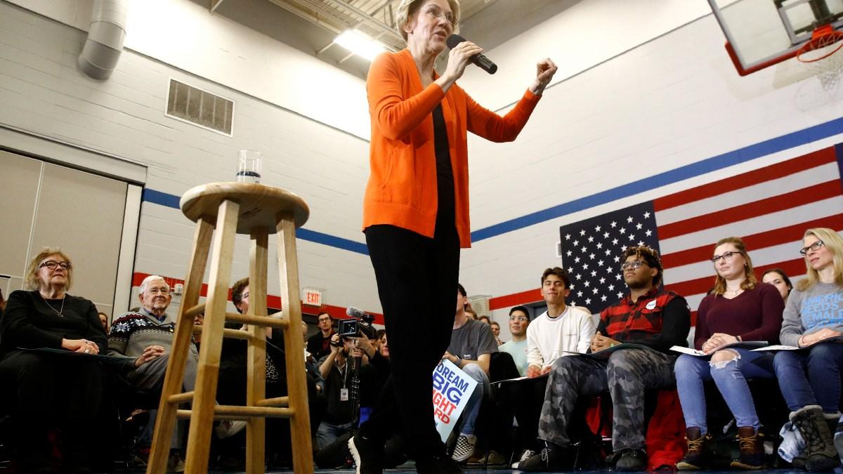 Warren Vows to Cancel College Debt Without Awaiting Congress 1