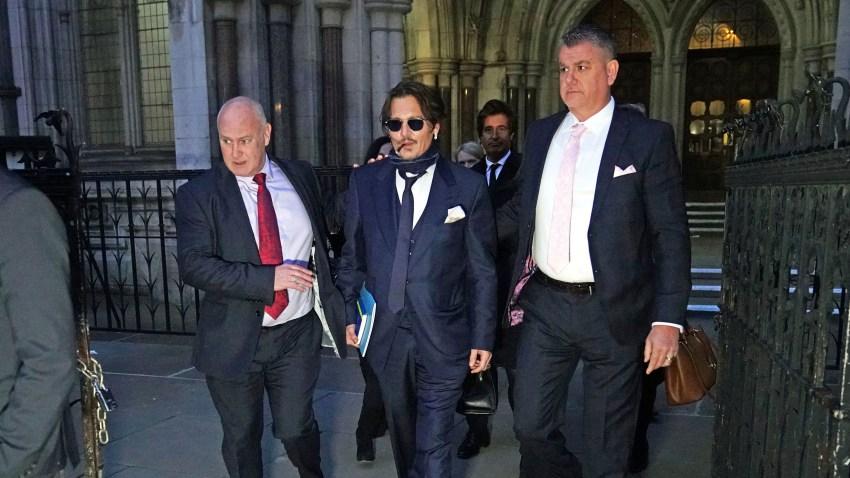 Johnny Depp lawsuit