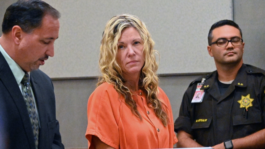 In this Feb. 26, 2020, file photo, Lori Vallow appears in court in Lihue, Hawaii.