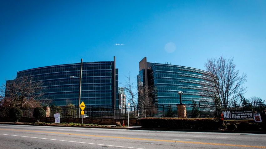 The headquarters for Centers for Disease Control and Prevention