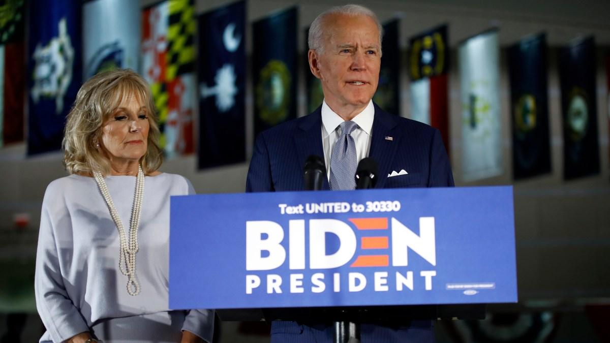 Biden Takes Michigan Primary, Delivering Major Blow to Sanders 1