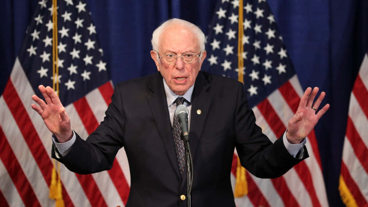 Bernie Sanders Says He Will Remain in 2020 Race 1
