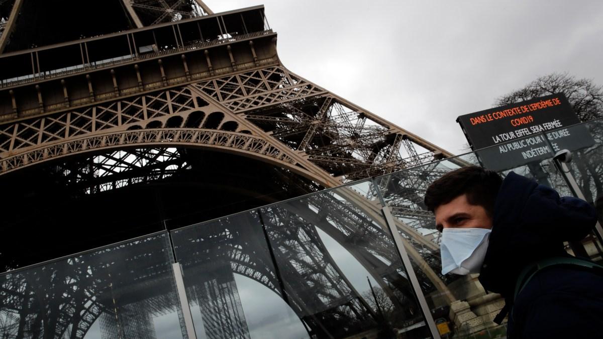 Spain Announces Lockdown, France Shuts Down Nightlife 1