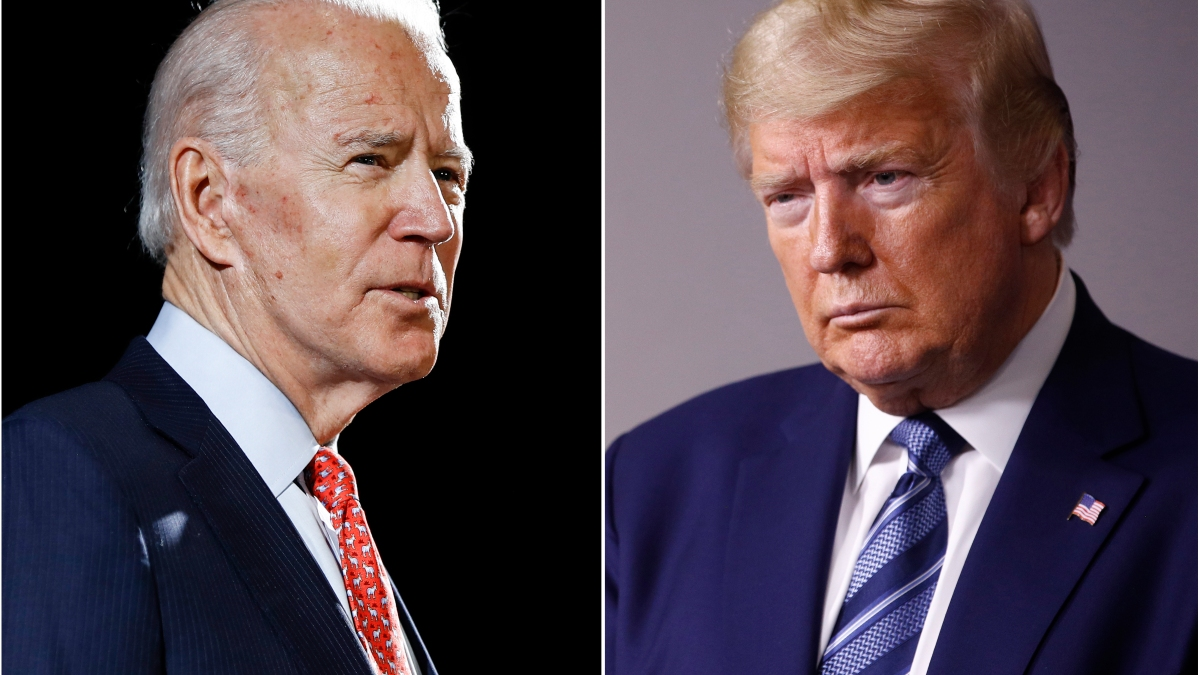 Biden Rips Trump Campaign's Coronavirus Disclaimer for Rally Attendees 1