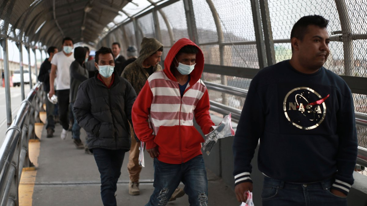 Trump Admin Plans to Block Asylum Seekers by Citing Public Health Risk of COVID-19 1
