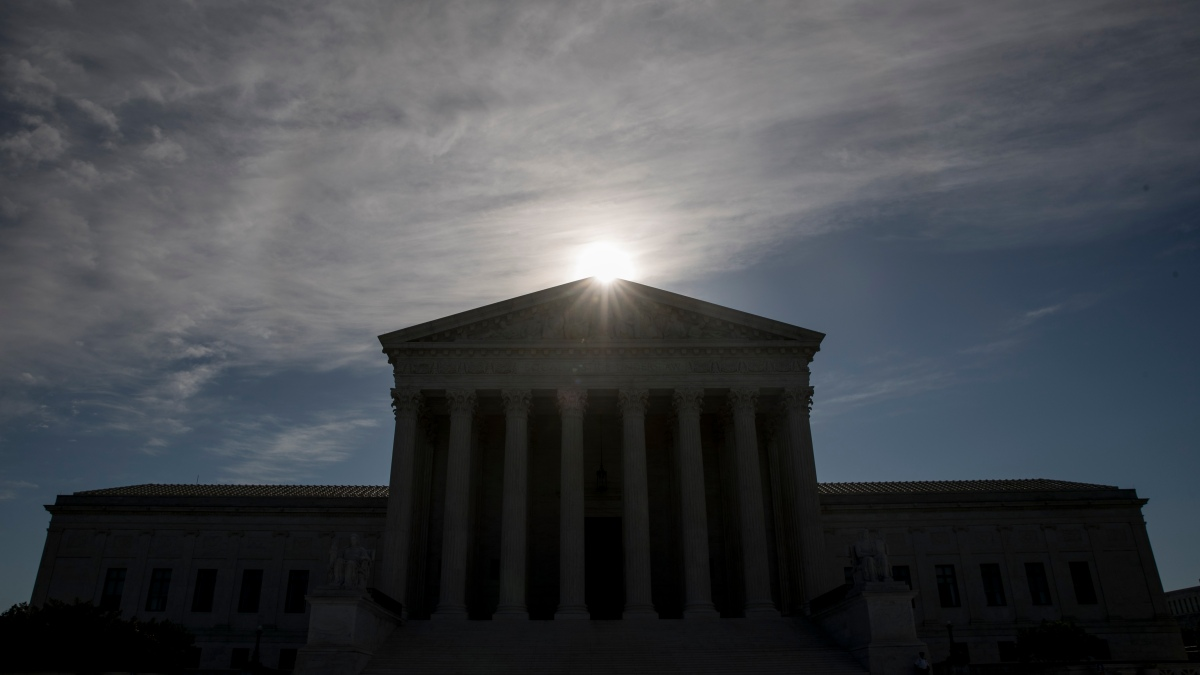 Justices Wary of Tying AIDS Money to Prostitution Pledge 1