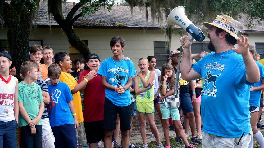 Virus Outbreak Summer Camp